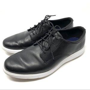 Men's Cole Haan Zero Grand Black Leather Sneakers